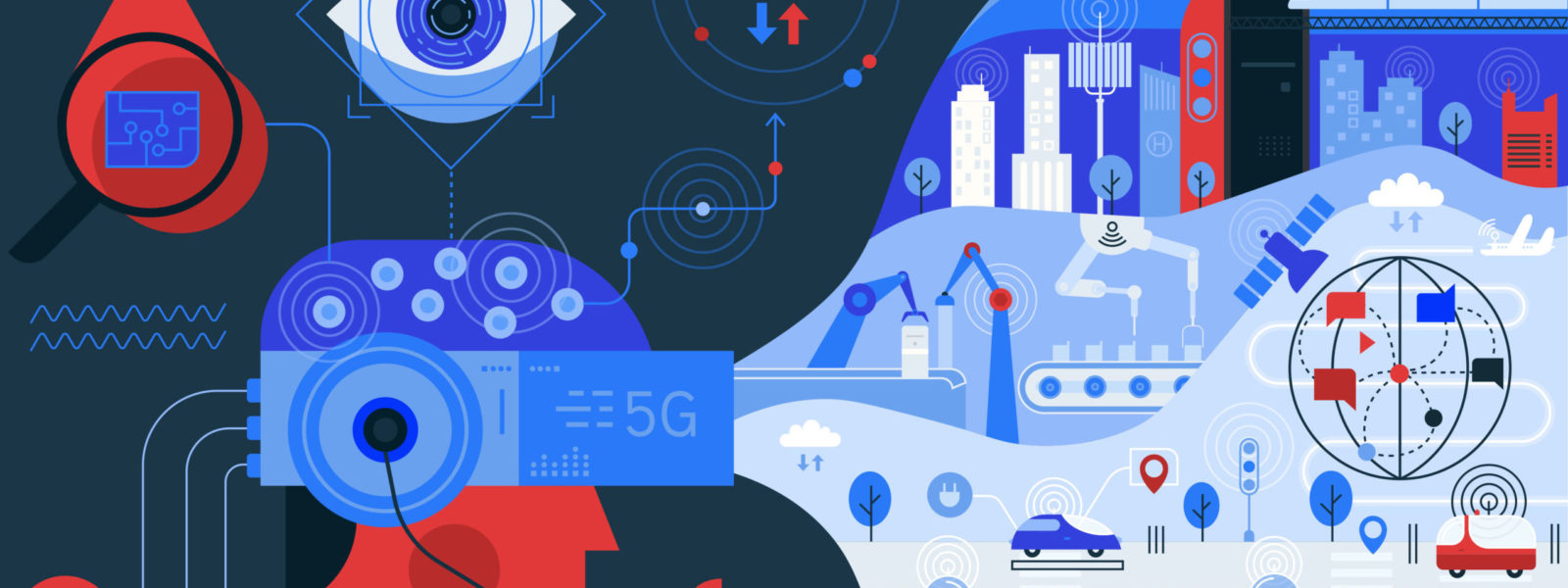 More Connected World5G