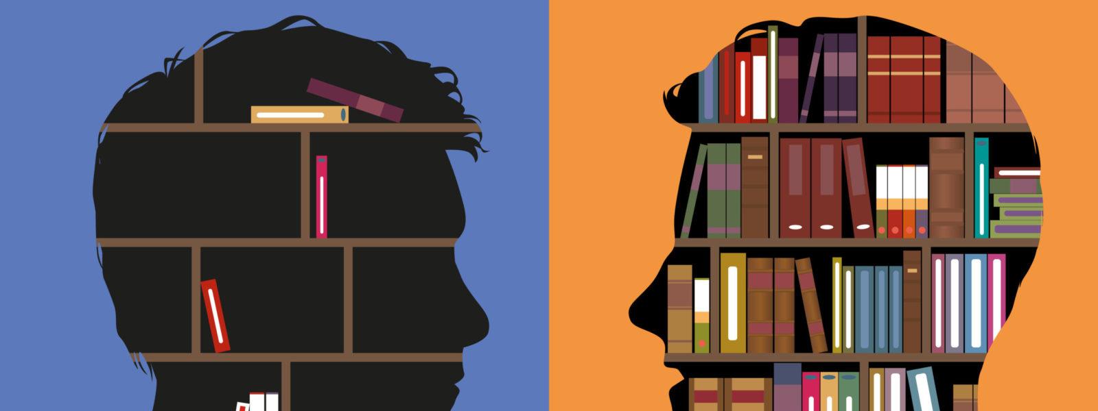 éducation – connaissance – savoir – instruction – littérature – ignorance