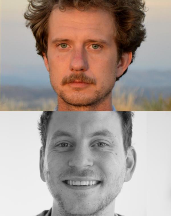 Sander Wagner and FelixTropf