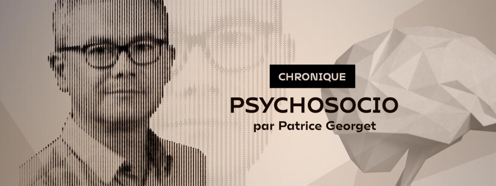 Patrice Georget – chronique